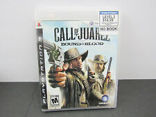 Call of Juarez: Bound in Blood - Playstation 3 Game