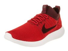 28be2e10febd Nike Men s Roshe Two Flyknit V2 Running Shoe size 12.0 University Dark Team  Red