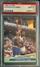 New listing Shaquille O'Neal - 1992 Ultra RC #328 PSA 10 - Rookie Card