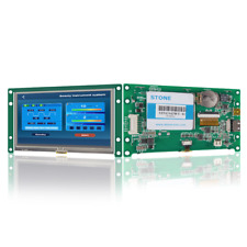 43 Inch Intelligent Graphic Tft Lcd Module Hmi Smart Touch Screen Display
