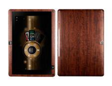 Skinomi Wood Full + Screen Protector Film for Iconia Tab W500