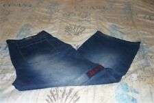 Mens Marithe Francois Girbaud Cargo Shuttle Tape Distressed Wash Jeans Size 40