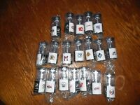 2010 Budweiser Mini USB Stanley Cup Trophies - Anaheim Ducks