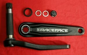 Race Face Ride ST Crank Arms 175mm Cinch Direct Mount Chainset NEW