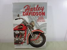 Book HARLEY DAVIDSON History New Models Custom Bikes