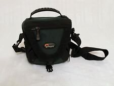 LowePro Apex Photo shoulder bag, forest green