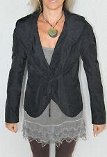 jolie veste imperméable noire M+F GIRBAUD taille S NEUVE/ÉTIQUETTE valeur 600€