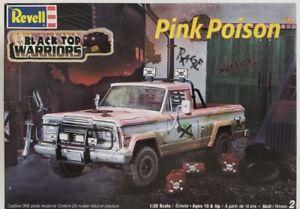 "Revell 85-2146 - Black Top Warriors ""Pink Poison"" 1/25 Scale Model Kit - OPEN"