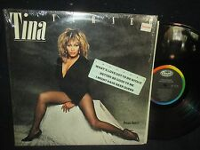 "Tina Turner ""Private Dancer"" LP in SHRINK"