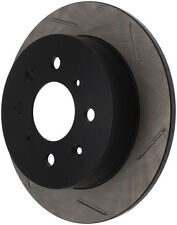 Power Slot Slotted Brake Rotor fits 1988-2000 Honda Civic Civic del Sol Prelude