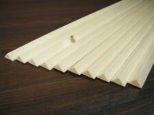 10 Dreikantleisten Kiefer 19x19x1000mm