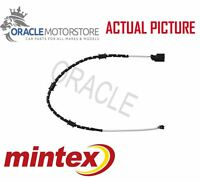 MINTEX FRONT BRAKE PAD WEAR SENSOR WARNING INDICATOR GENUINE OE QUALITY MWI0525