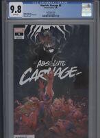 Absolute Carnage #5 CGC 9.8 -- Greg Land VARIANT Venom AMAZING SPIDER-MAN