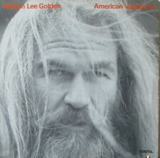 WILLIAM LEE GOLDEN - American Vagabond ~ VINYL LP US PRESS