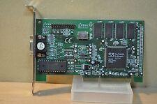 S3 Trio 3D/2X AGP 8MB Graphics Card SP368F Rev:A VGA Port AGP Video Card 486 PC