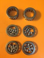 Harley Flathead 45 WL WLA WLD G 24370-29 Connecting Rod Bearings Cages New