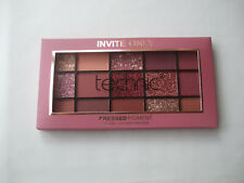 Technic Invite Only Palette Pressed Pigment Eyeshadow Palette New