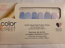 Color Street Crystal Gazing ~Retired~ 100% Nail Polish Strips