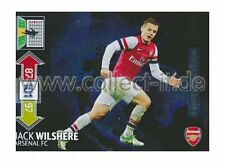 Panini Adrenalyn XL Champions League 12/13 - Jack Wilshere - Limited Edition