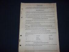 John Deere Jd410 410 Backhoe Loader Parts Manual Book Catalog Pc-1277