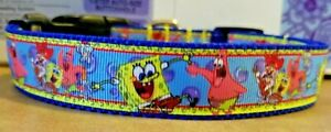 Spongebob Squarepants Dog Collar