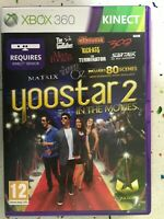 YOOSTAR 2 IN THE MOVIES XBOX 360 INGLES AMERICAN PIE 300 ANIMAL HOUSE APOLLO AM