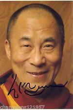 Dalai Lama ++Autogramm++ ++TOP++