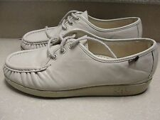 Womens  SAS Leather Casual Shoes Made in USA Size US 8.5 W