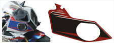 BMW S1000 RR 2010 cupolino base nero -  adesivi/adhesives/stickers/decal