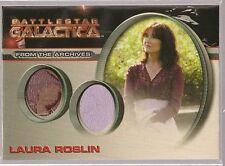 Battlestar Galactica Season 4 Dual Costume DC12 Laura Roslin