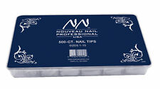 Nouveau Nail Tips - 500pcs Masterpack - French White