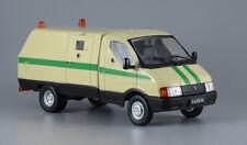 GAZ GAZELLE RUSSIAN SECURITY VAN RA3 3302 PATHNK DIECAST NEW 1/43 SOBOL VALDAI