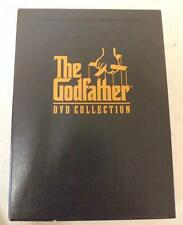 The Godfather DVD Collection (DVD, 2001, 5-Disc Set, Sensormatic) ~113