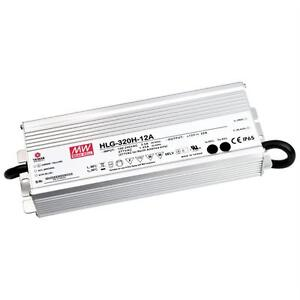 MeanWell HLG-320H-48A 321W 48V 6,7A LED power supply IP65