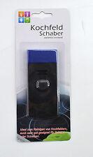 Glasschaber mit Ersatzklingen Kochfeldschaber Ceranfeldreiniger Schaber  086