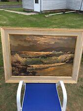 Original Robert  Wood Oil Painting