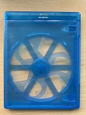 2 x Spare / Replacement / Empty Blu-ray Case / Box | US / American Eco Thinner