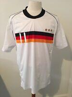 Vtg Germany National Team Home Soccer Shirt Jersey, Trikot Men XXL