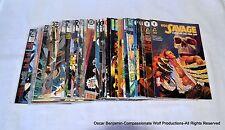 Doc Savage D.C. Comics, Millenium and Dark Horse Lot!  39 Issues!