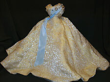 1950s Vintage Madame Alexander CISSY Tagged QUEEN gown dress, excellent