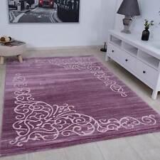 Teppich in Rose Lila Kunstvolle Ornamente