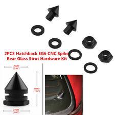 Fit For Honda Civic 3Dr Hatchback EG6 Spike Rear Glass Strut Hardware Aluminum