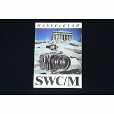 Hasselblad SWC/M - Prospekt - Broschüre - DEUTSCH