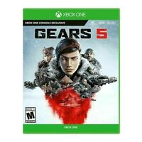 Gears of War 5 (Microsoft Xbox One / Series X) BRAND NEW FACTORY SEALED XB1