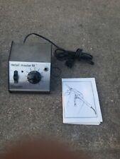 Detail Master Iii Dagger Electronic Wood Burning System Model 8421