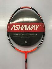 2 x NEW ASHAWAY PHANTOM X-FIRE II BADMINTON RACKET STRUNG ZYMAX 69 FIRE