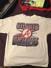 Atlanta Braves Vintage Shirt. Preowned XL