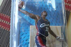 LABRON JAMES, NBA 17, CHASE MCFARLANE (RARE), 15/500, MIAMI HEAT