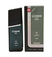 Lomani Pour Homme Men 3.3 3.4 oz 100 ml *Eau De Toilette* Spray Nib Sealed