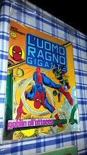 SPIDERMAN - L' UOMO RAGNO GIGANTE # 11  - EDIZIONE CORNO - ORIGINALE - 1977